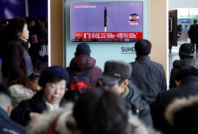 North Korea Says It's Nuclear-Capable Missile Test a Success