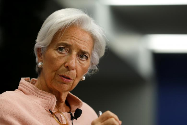 IMF leaders should practise what they preach when it comes to inequality. Credit: Reuters/Jonathan Ernst