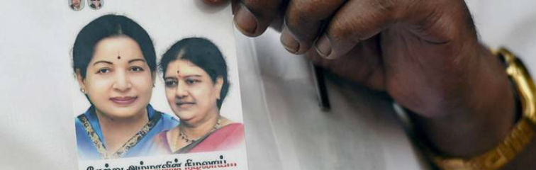 V.K. Sasikala To Be Tamil Nadu Chief Minister