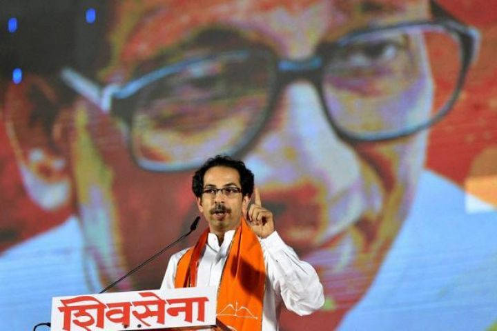 Shiv Sena chief Uddhav Thackeray. Credit: PTI