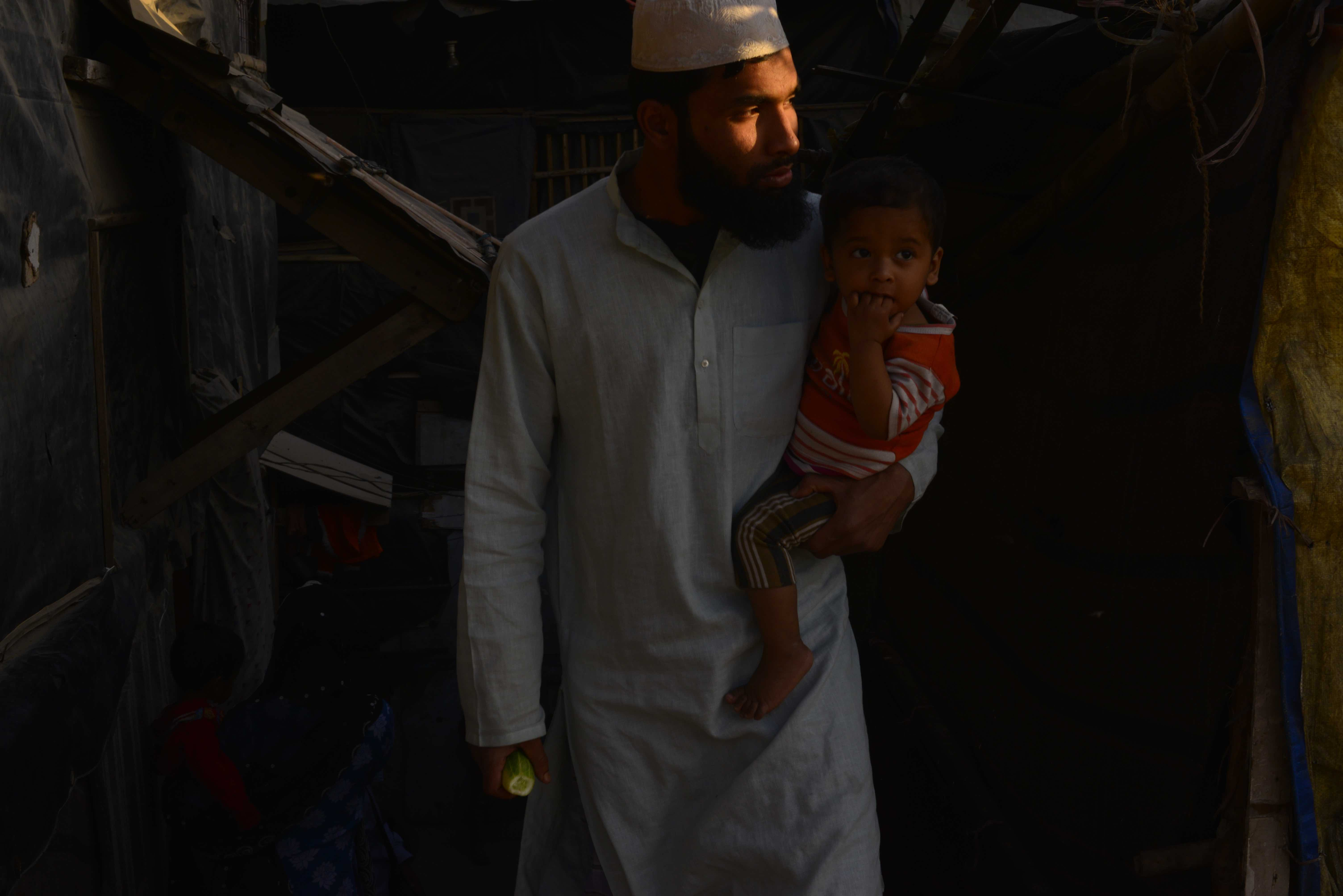 Maulana Mohd. Jauhar. He came to India in year 2012.