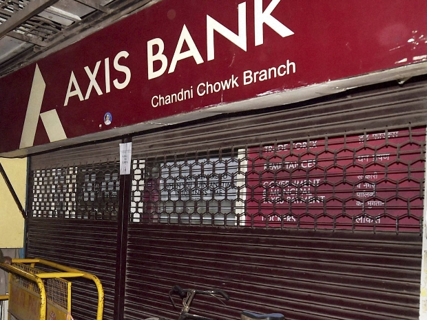 What are the issues to consider if Axis Bank does opt for a merger? Credit: Reuters