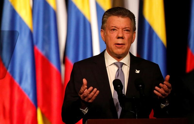 Colombia's Santos apologizes over Odebrecht campaign funds