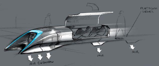 Listen: Cutting Through the Hype Around Hyperloop