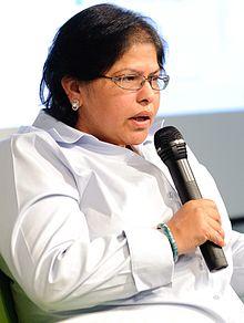 Ayesha Siddiqa. Credit: Wikimedia Commons