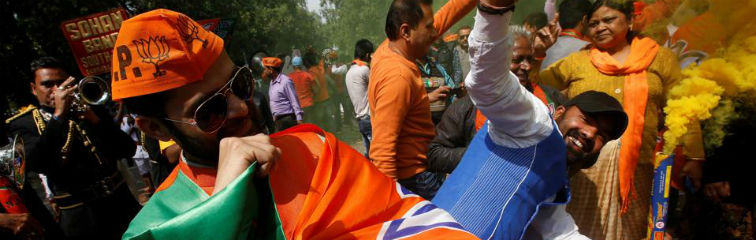 BJP win Reuters carousel