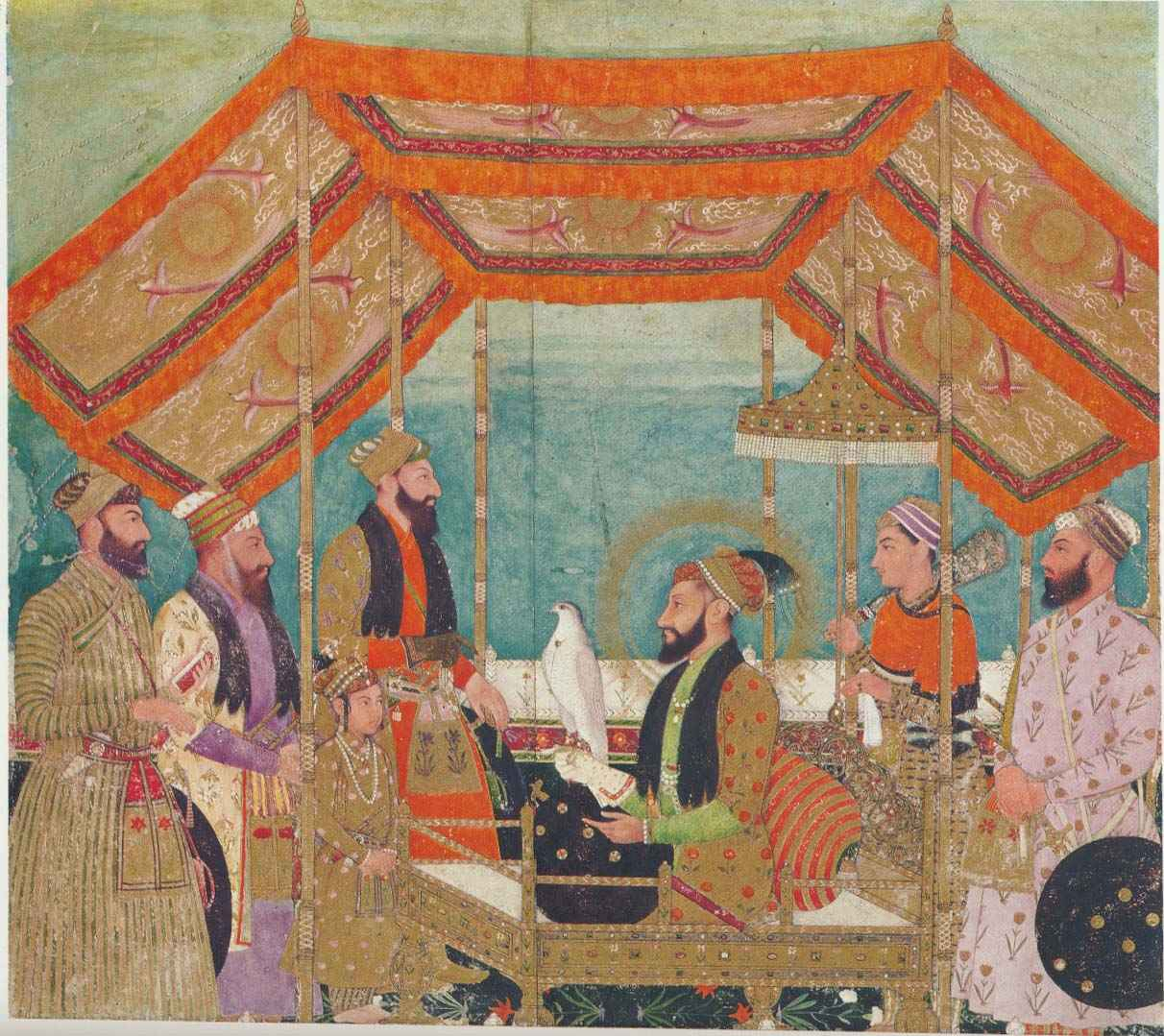 Chronicling the Lives of Two Noblemen-Poets in the Mughal Court