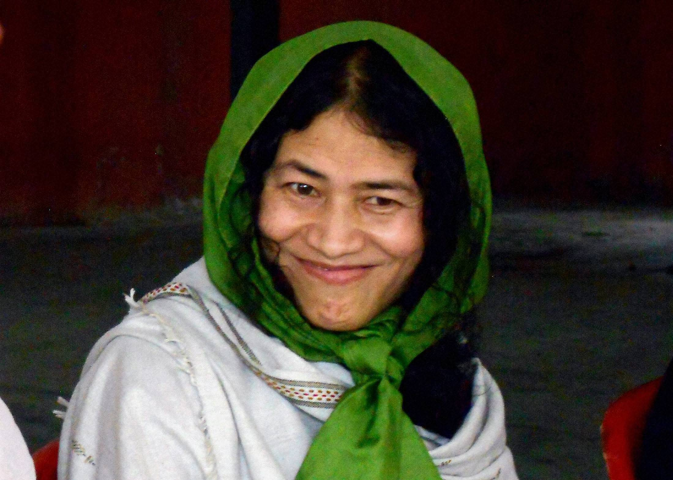 Irom Sharmila and the Amorality of 90