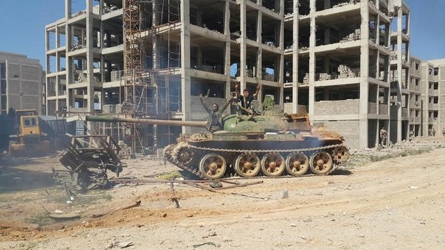 East Libyan Army Takes Rivals' Final Holdout in Southwest Benghazi