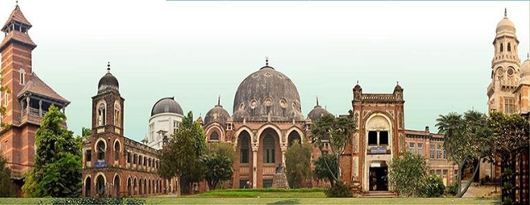 Maharaja Sayajirao University in Vadodara. Credit: http://www.msubaroda.ac.in