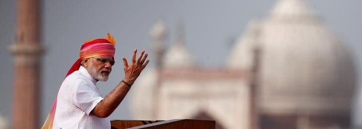Ambedkar is Losing, Modi is Winning