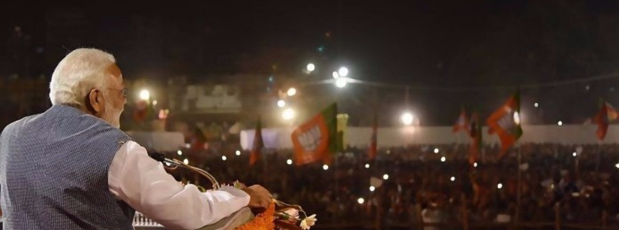 Is Modi's Presence in Varanasi a Sign of BJP's Desperation to Win UP?