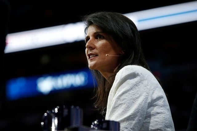 US Policy in Syria No Longer Focused On 'Getting Assad out': Nikki Haley
