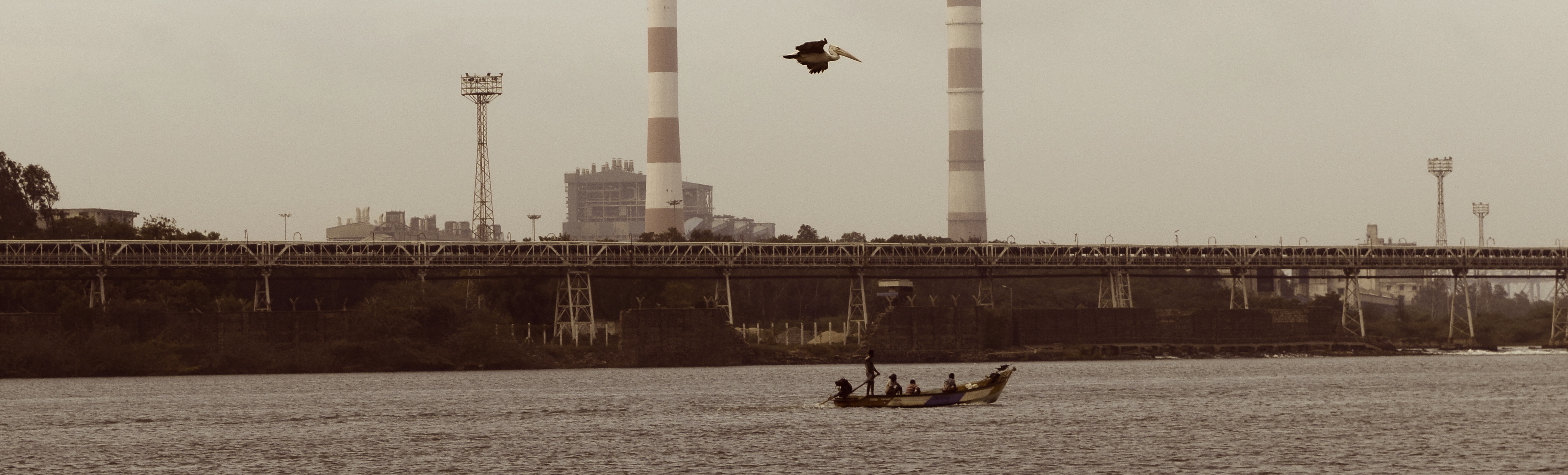 Stories From Ennore, Where an Oil Spill Only Piled on to Older, Nastier Disasters