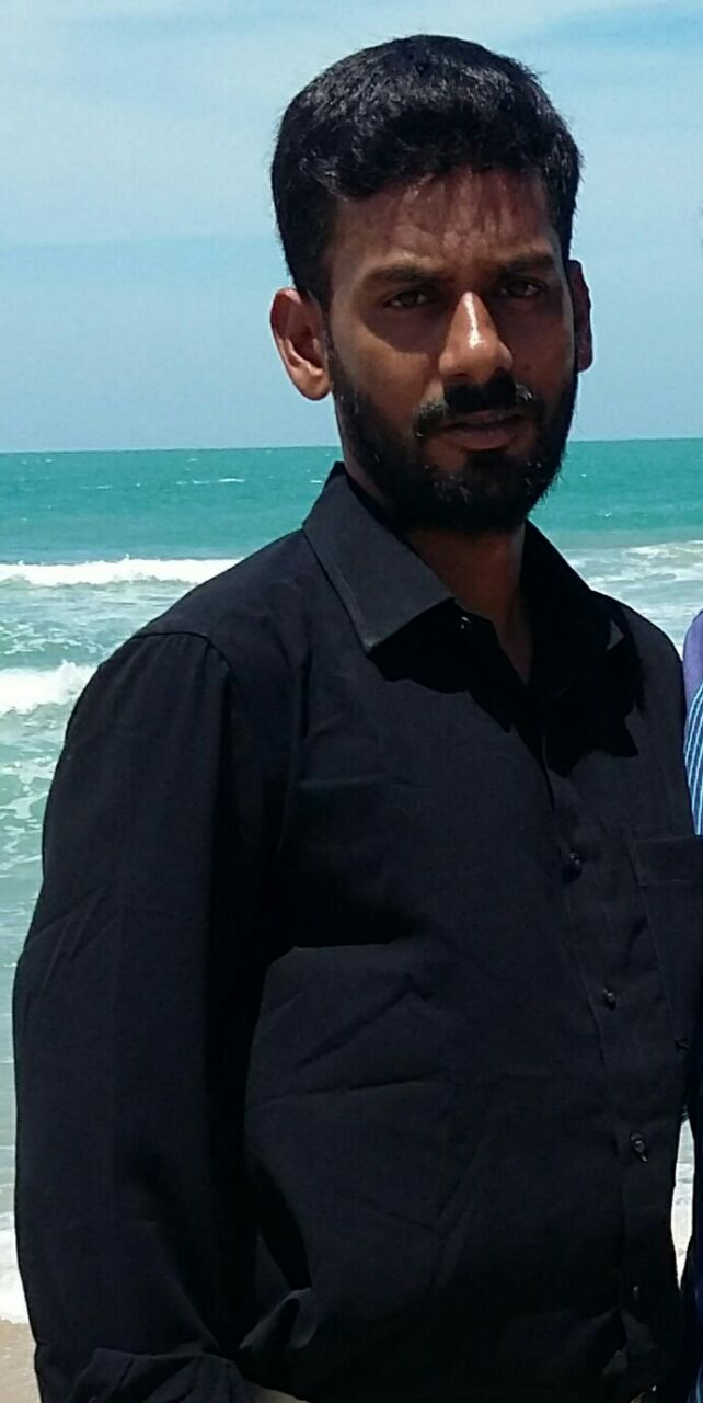 Pic of Farook taken from his FB page