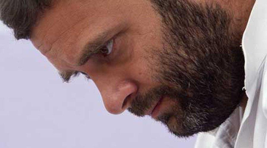 Can Rahul Gandhi revive the Congress? Credit: Reuters