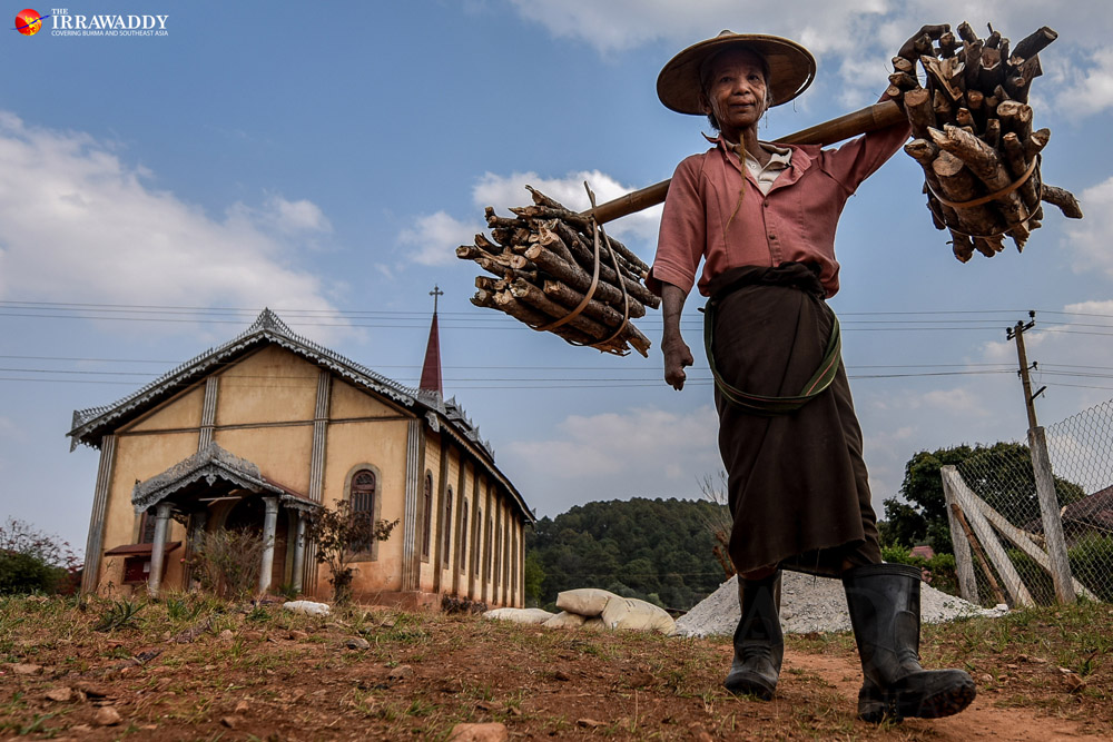 Shunned by Society, the Inhabitants of Myanmar's Leprosy Colony Live Isolated Lives