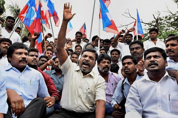 'Panthers in Parliament' Chronicles TN Dalit Movement's Transformation Into Political Party