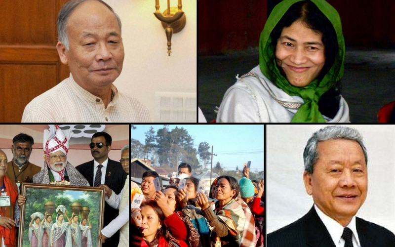Elections 2017: Brief Recap of Manipur's Electoral Politics Ahead of Second Phase of Polling