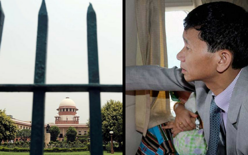 Kalikho Pul's case shows how the Supreme Court is anxious to protect itself. Credit: PTI
