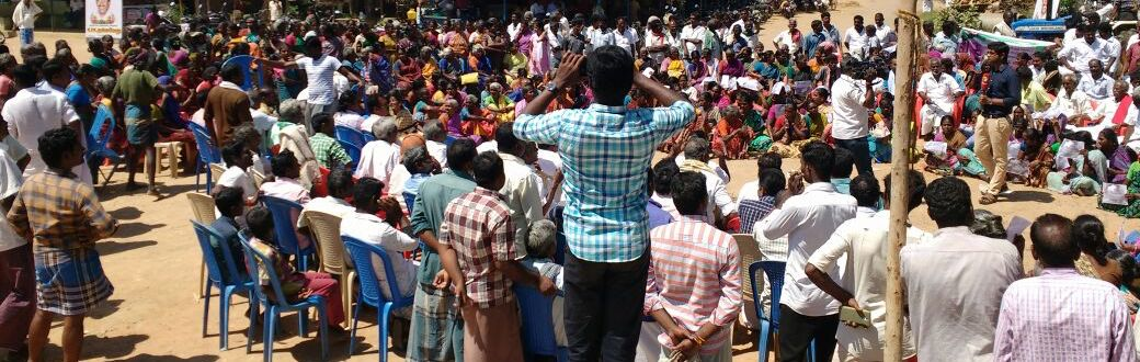 All You Need to Know About the Neduvasal Protests Against Hydrocarbon Extraction