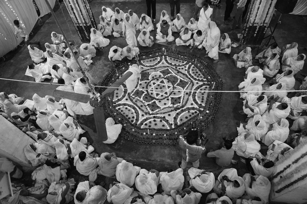 Widows at Vrinvan ashram - Glimpses of their daily life. By Shome Basu 20130202_0082