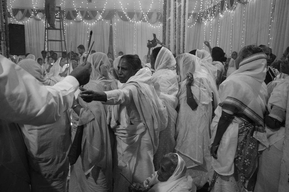 Widows at Vrinvan ashram - Glimpses of their daily life. By Shome Basu 20130202_0095