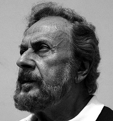 Yiannis Ritsos in 1984. Credit: Wikimedia