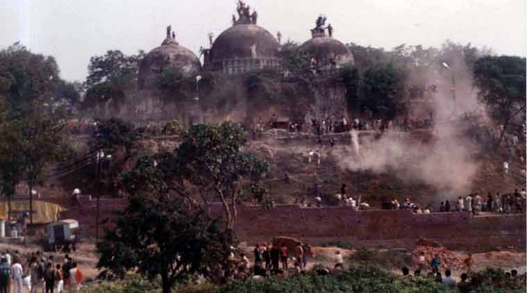 A violent mob mobilised by the Bharatiya Janata Party and Sangh parivar demolished the Babri Masjid in Ayodhya on December 6, 1992.