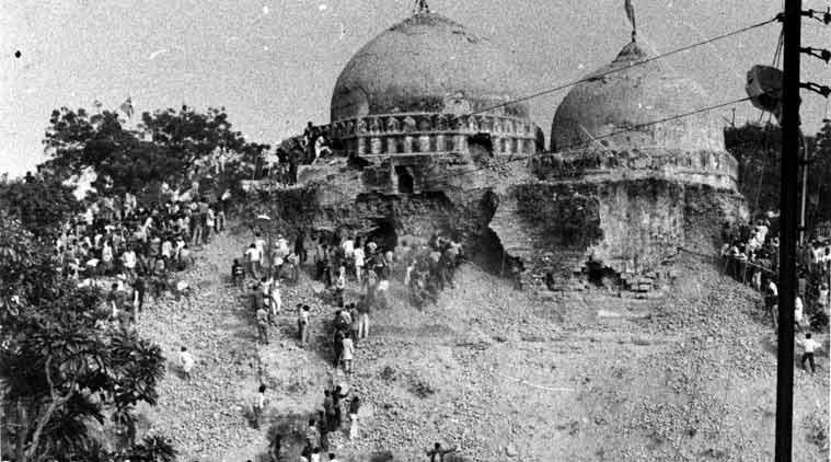 Past Continuous: The Birth of the Ram Mandir Agitation, a Ticking Communal Time Bomb