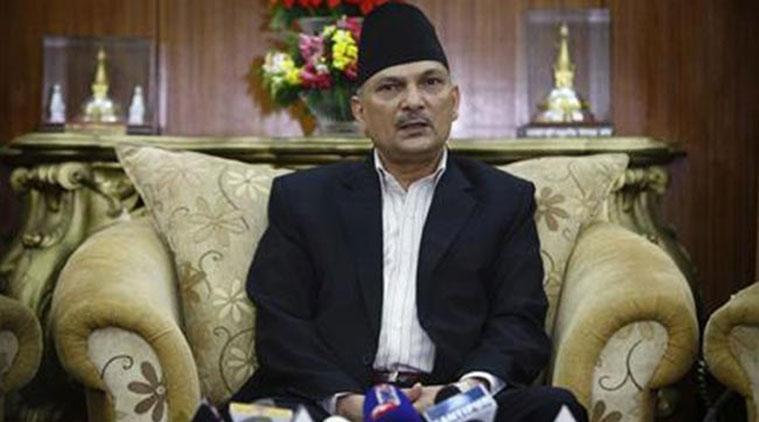 Baburam Bhattarai. Credit: Reuters