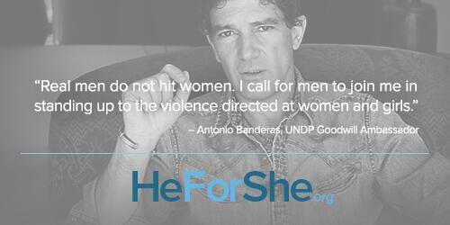 Credit: Twitter/UN HeForShe campaign