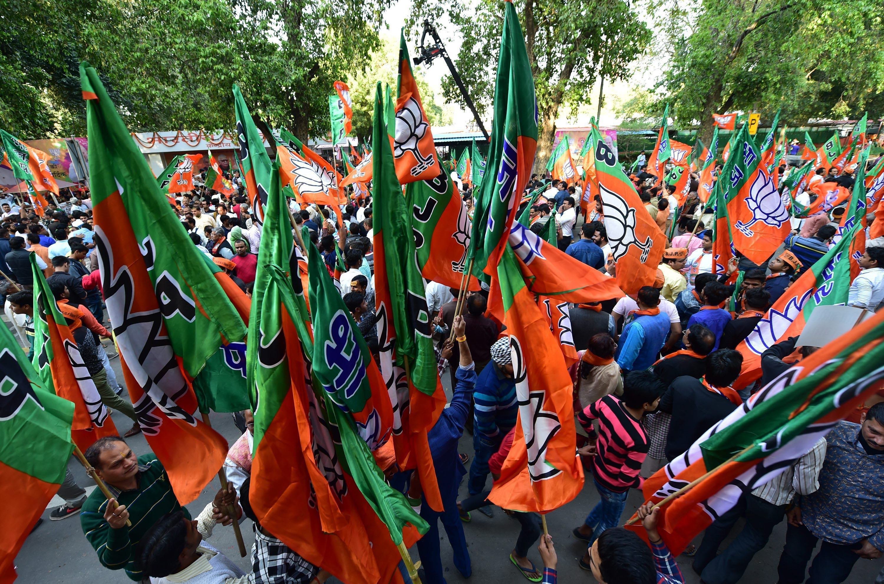 In 2018-19, Donations Received by BJP Were Thrice the Aggregate of Five Other Parties