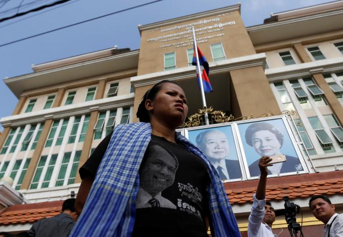 Cambodian Court Jails Man for Murdering Government Critic
