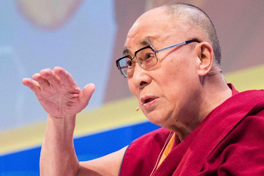 File photo of the spiritual leader of the Tibetans, the Dalai Lama. Credit: PTI