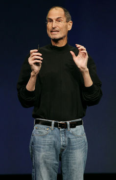 The US could be missing out on the next Steve Jobs. Credit: Beck Diefenbach/Reuters