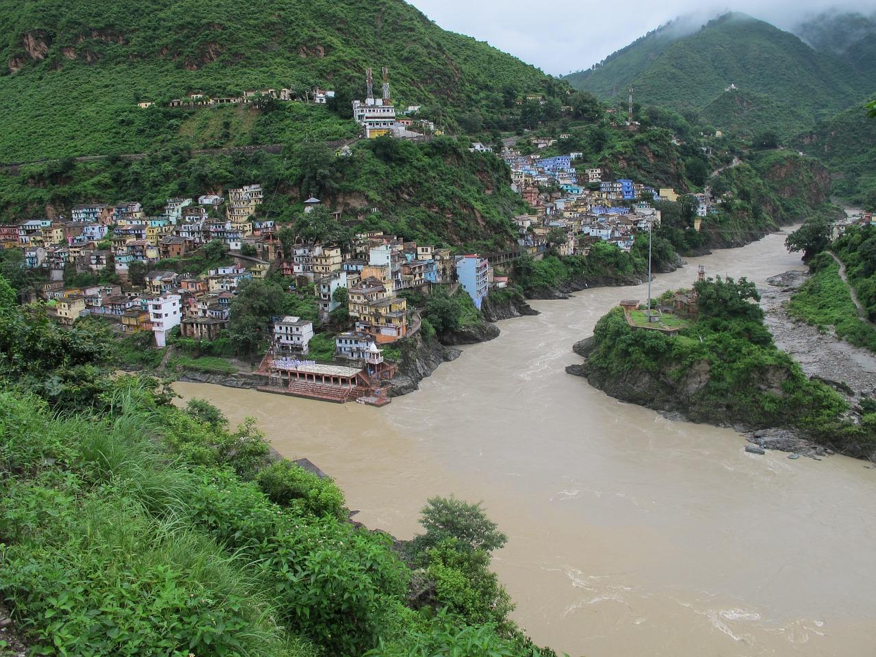 The Ganga. Credit: ganapathy_brahm/pixabay