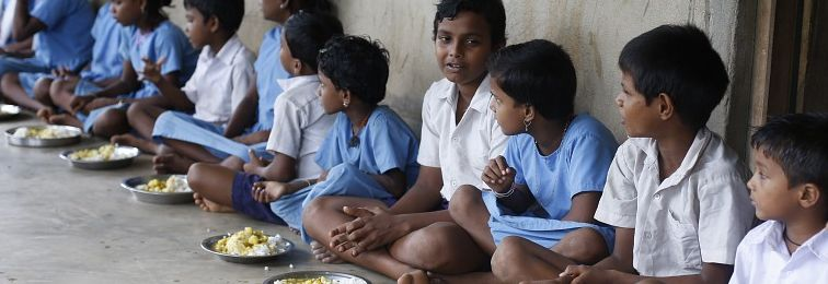 What a First-Hand Experience of Midday Meals Taught a Chennai Man About Equality