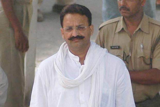 Mukhtar Ansari. Credit: PTI