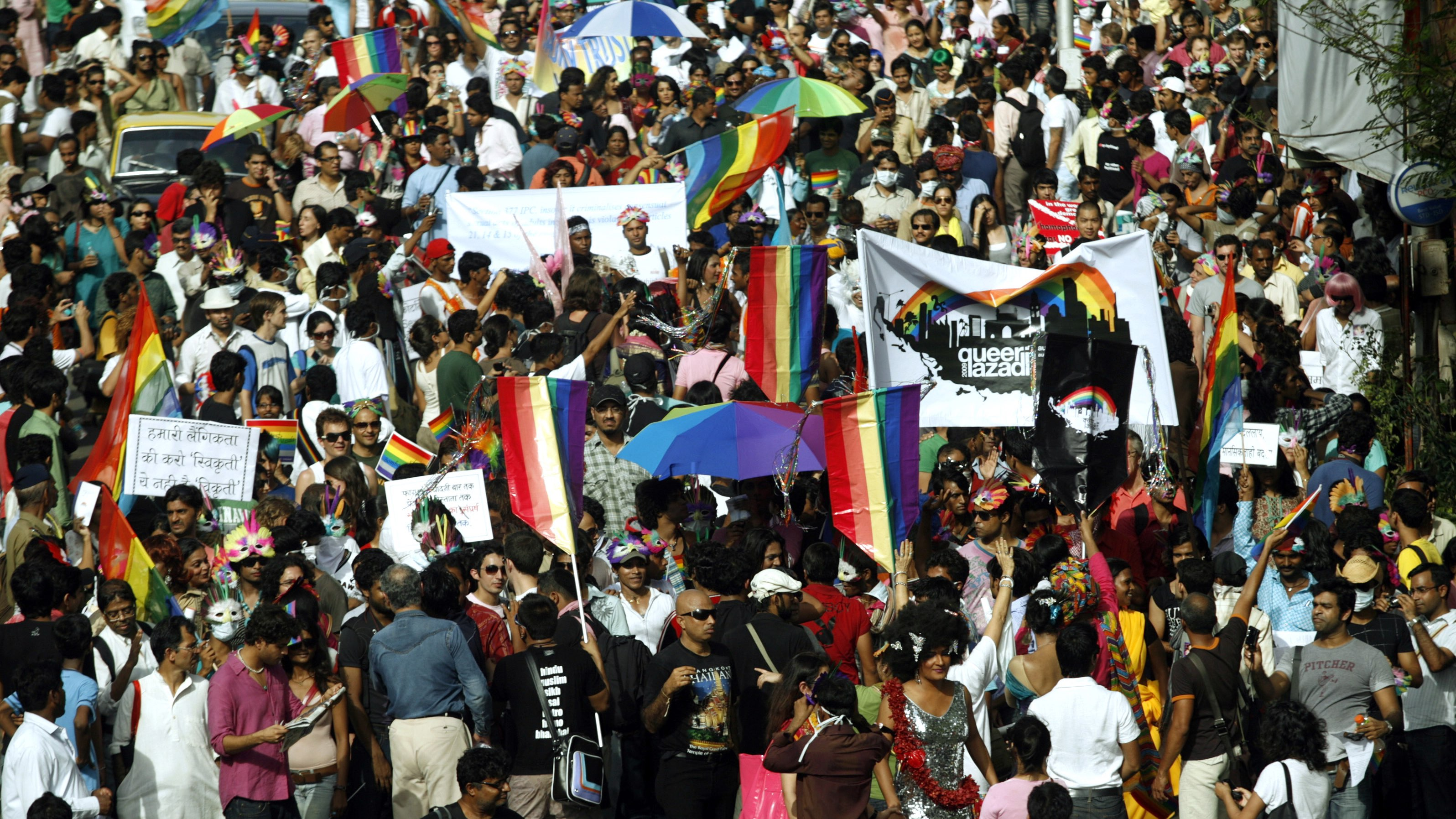 In Addition to Abuse and Stigma, Queer Indians Face Barriers to Access to Justice