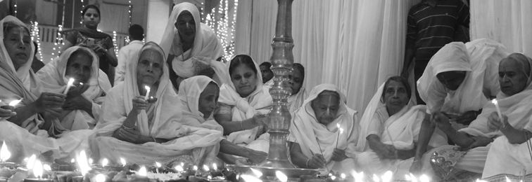 Photo Feature: The Widows of Vrindavan