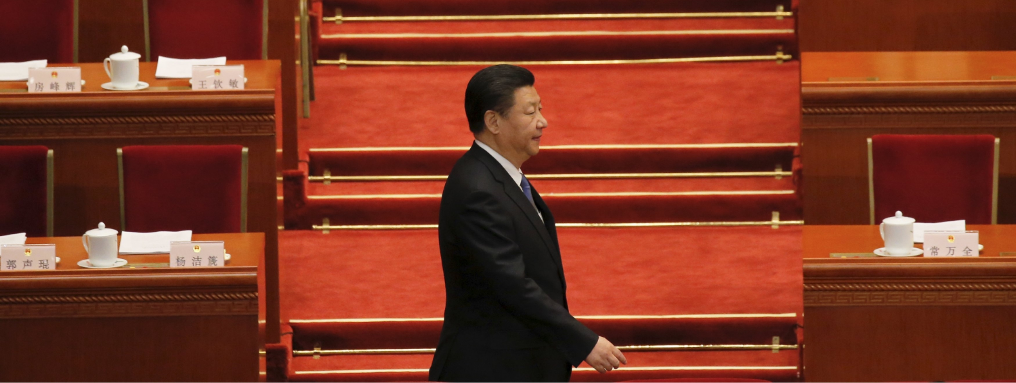What the Latest Session of China's Parliament Tells Us About the Challenges Xi Confronts