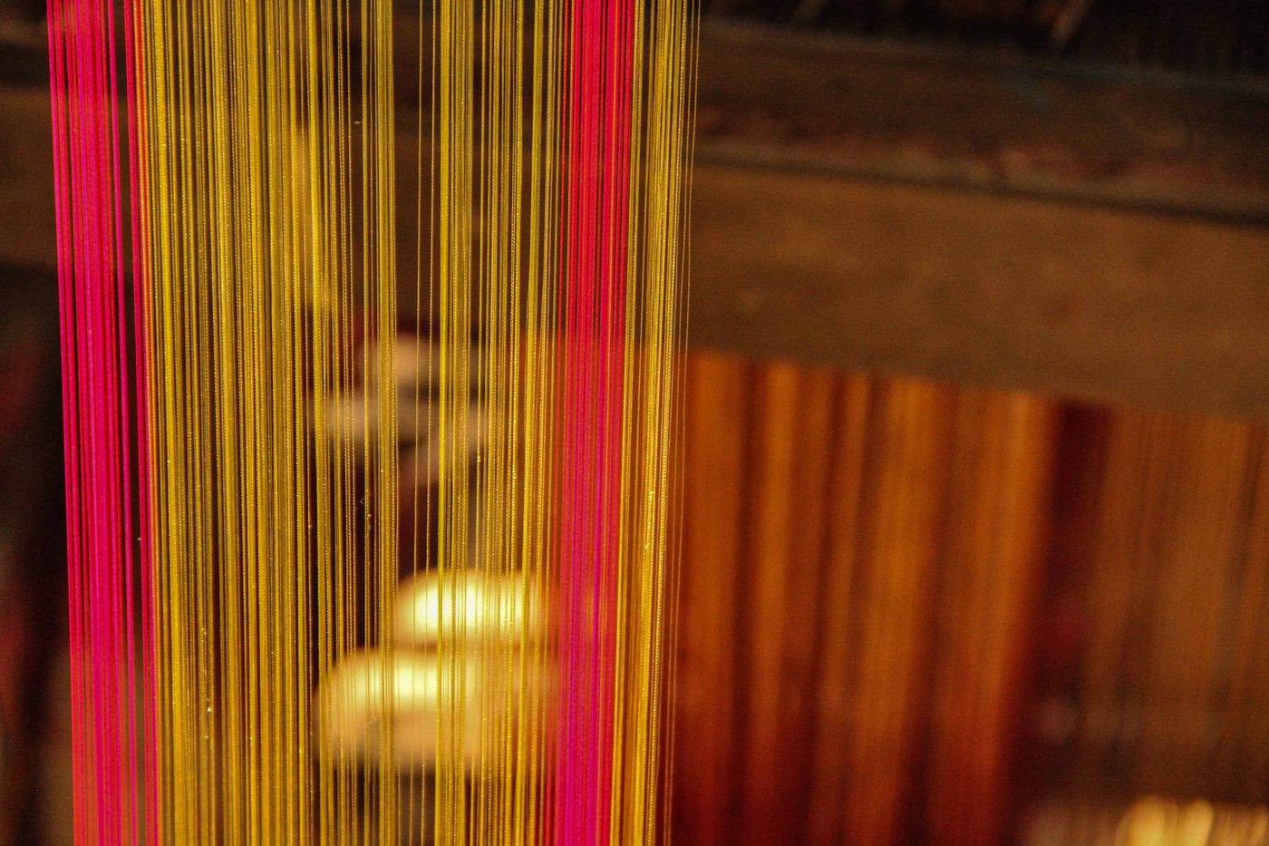 Threadbare in Santipur: The Plight of Handloom Weavers