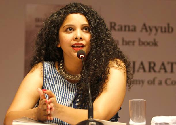 Man Sacked After Rana Ayyub Posts His Abusive Messages on Twitter