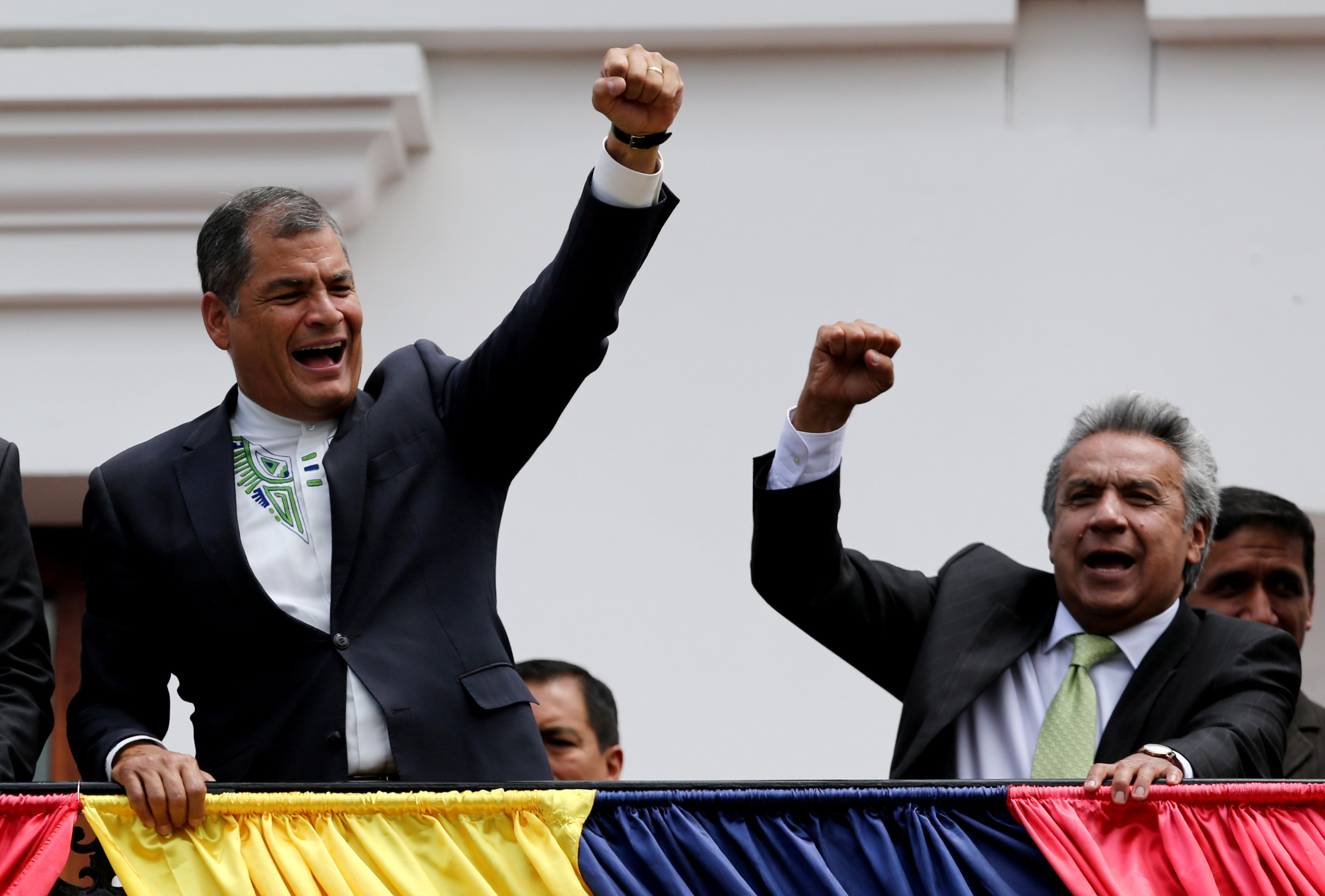 Lenin Moreno's Win in Ecuador Lifts Leftist Spirits in Latin America