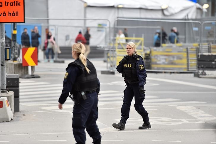 At Least Three Killed as Truck Drives Into Crowd in Stockholm: Reports