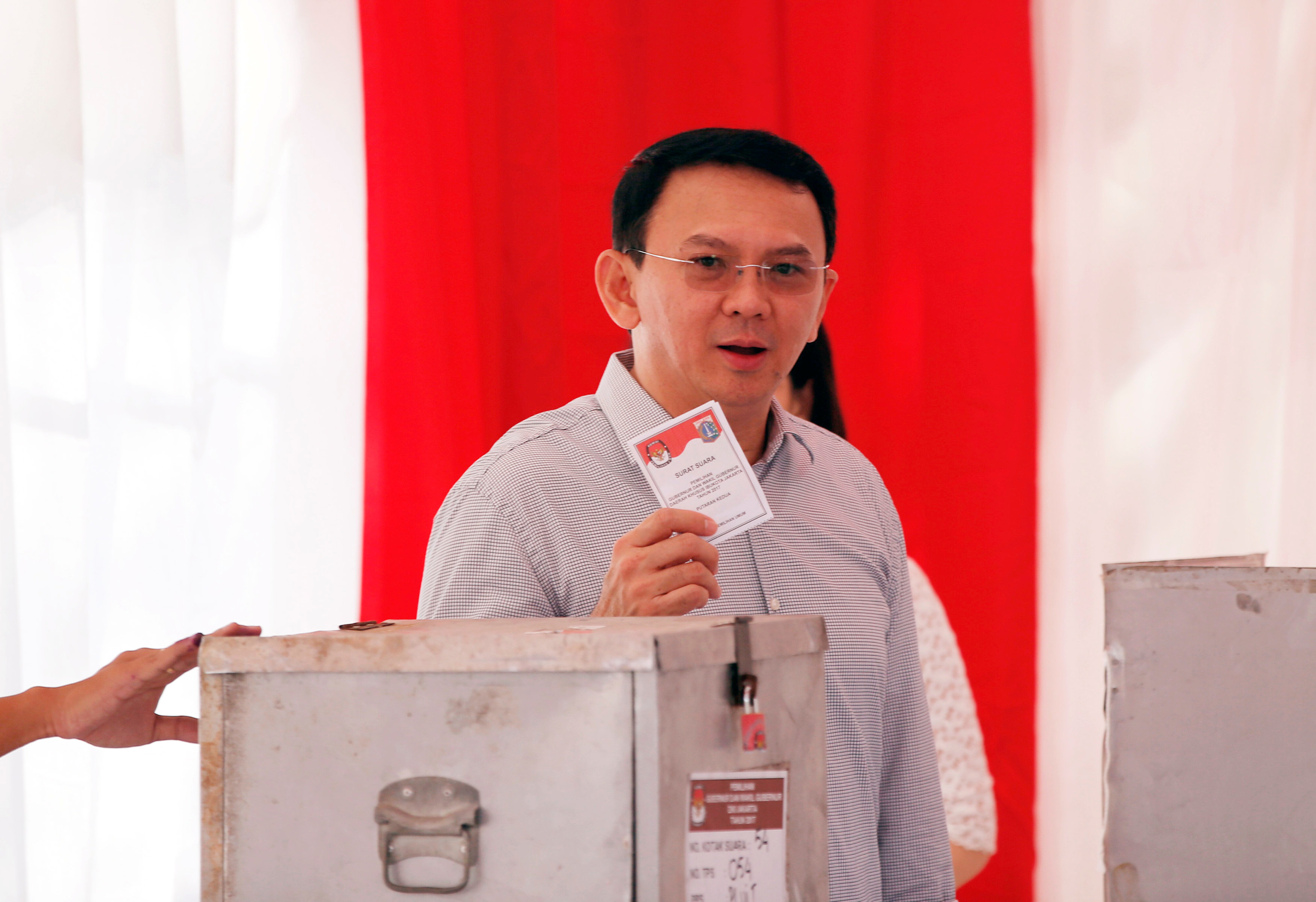 Indonesia: Muslim Candidate Wins Jakarta Elections