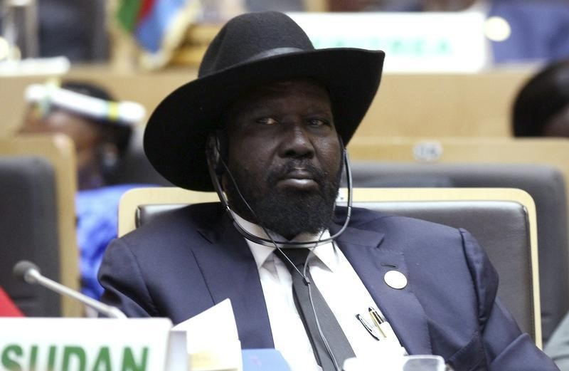 Sudan Accuses South Sudan President of Meeting Rebels