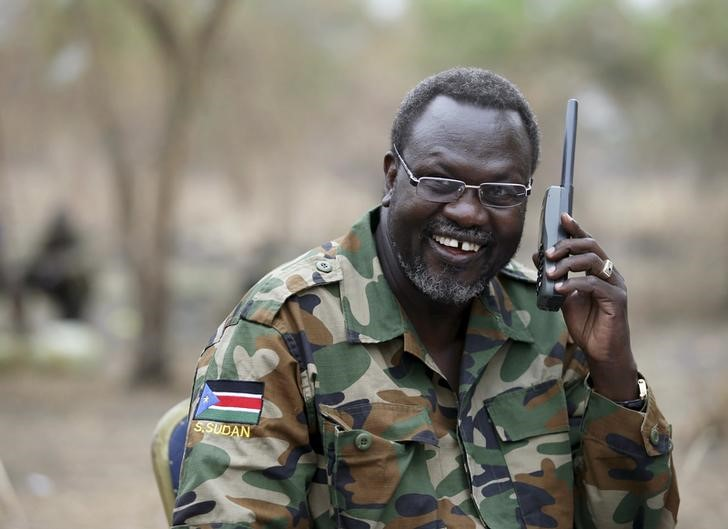 Some African States Oppose Return of South Sudan Rebel Machar, Says UN