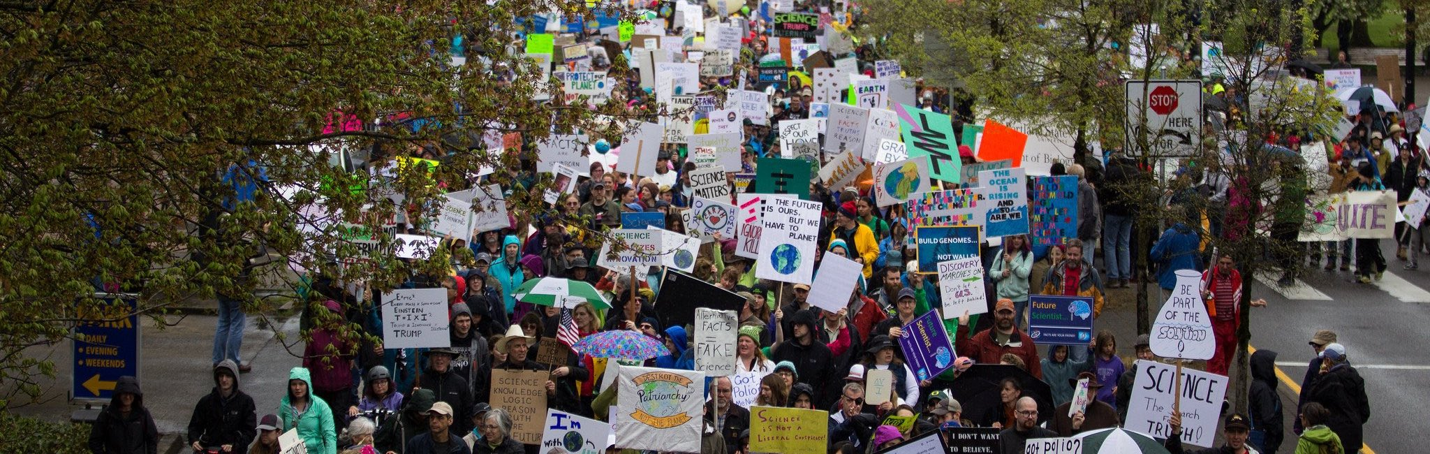 What Made Lakhs of Scientists March for Science Across the Globe?